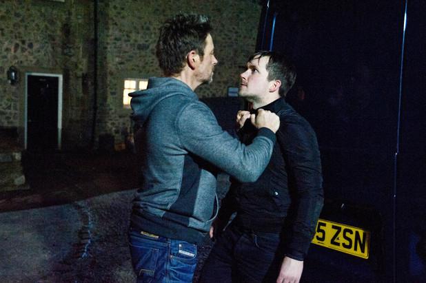 Cameron confronts Robbie