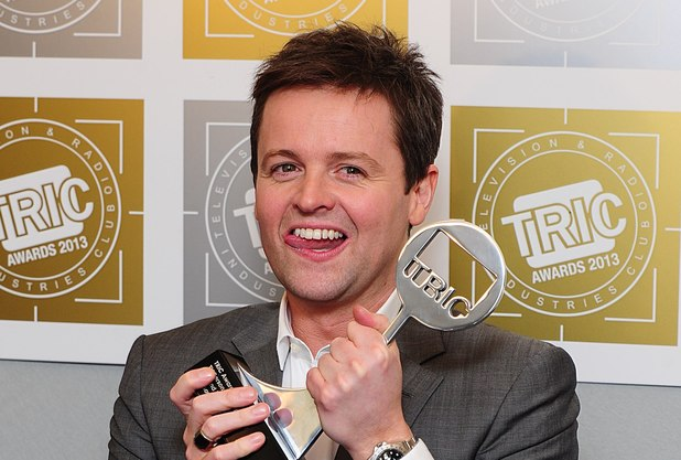 Declan Donnelly, TRIC Awards 2013