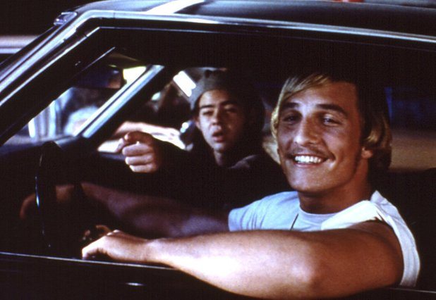 Matthew McConaughey in 'Dazed & Confused' (1993)