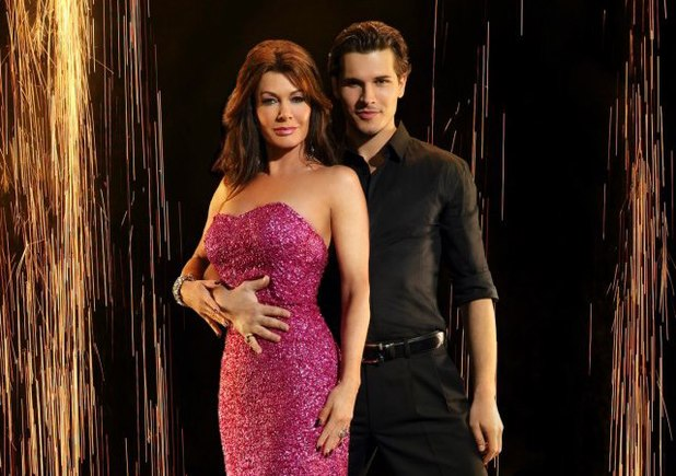 Dancing with the Stars: season 16 - Lisa Vanderpump and Gleb Savchenko