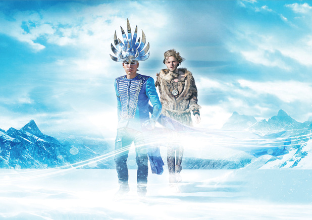 Empire Of The Sun press shot 2013