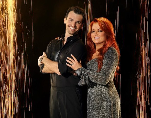 Dancing with the Stars: season 16 - Wynonna Judd and Tony Dovolani