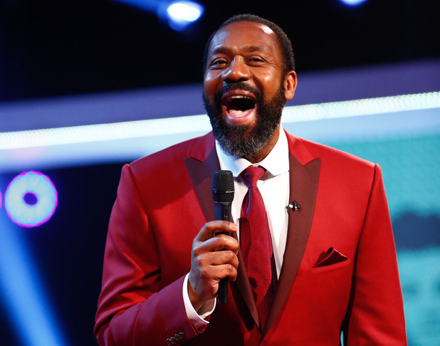 Lenny Henry presents Comic Relief
