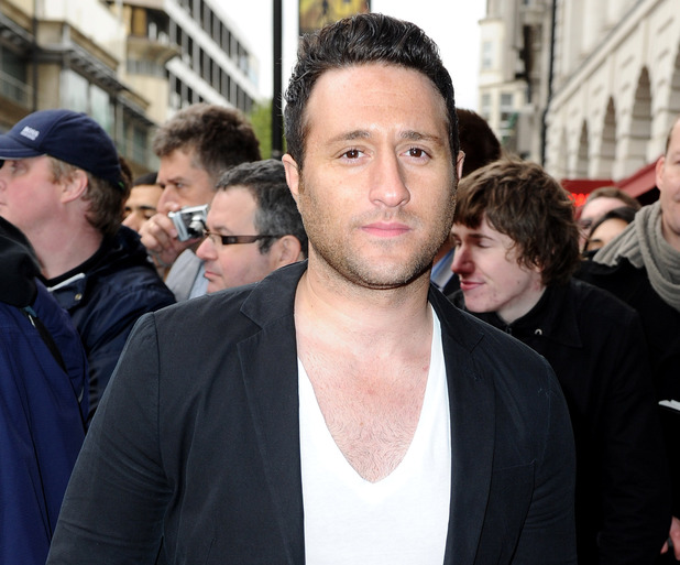 Anthony Costa attending the 10th anniversary performance of We Will Rock You, at the Dominion Theatre in central London