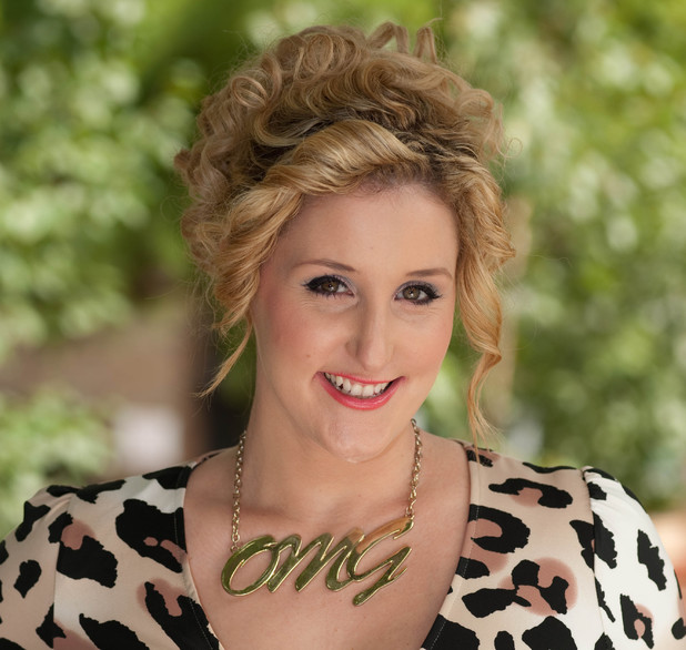 Bronagh Waugh as Cheryl Brady in Hollyoaks