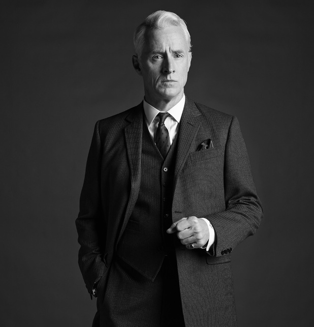 Mad Men Season 6: Roger Sterling (John Slattery)