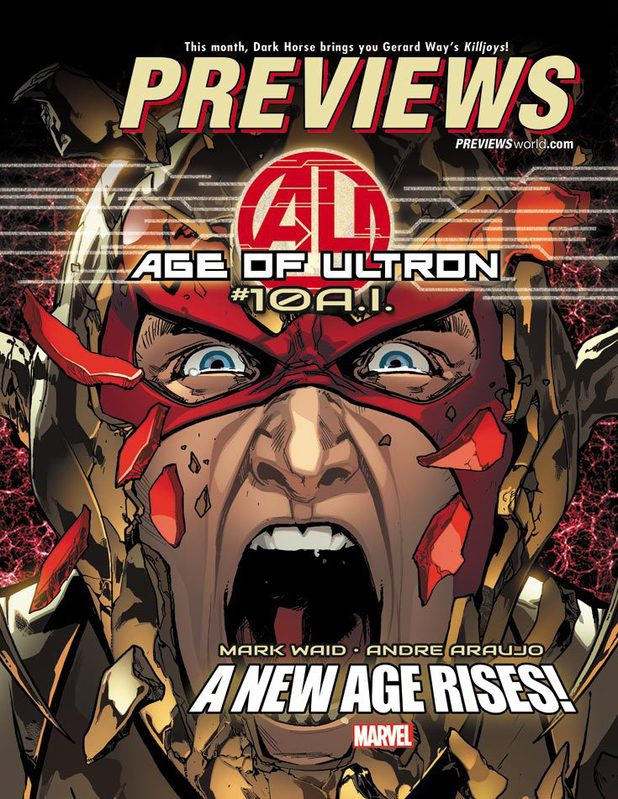 Age of Ultron Preview