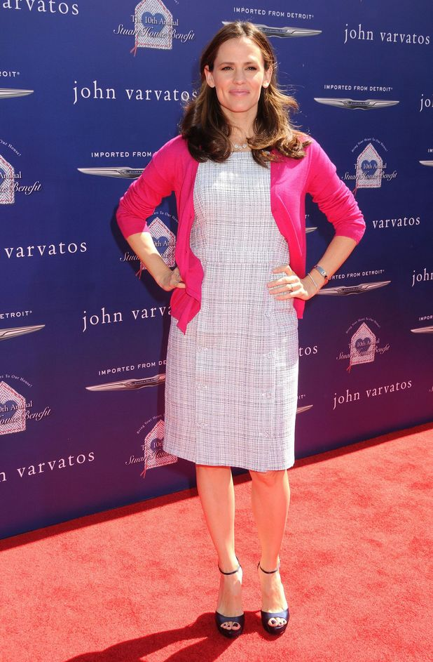 Jennifer Garner, John Varvatos 10th Annual Stuart House Benefit, LA