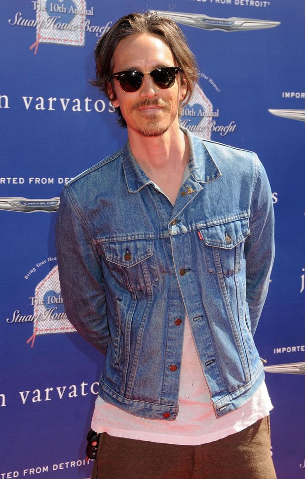 Brandon Boyd, John Varvatos 10th Annual Stuart House Benefit,