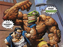 The genre-blending book will feature cameos by Savage Dragon and Savage Dragon.