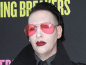 A recent Manson track will be the opening main title theme for the new drama series.