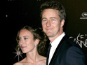 An insider claims that Edward Norton and his partner wed back in 2012.