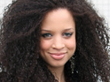 Natalie Gumede reveals the latest twist in Kirsty's storyline.