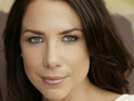 Kate Ritchie announces the news on her Facebook page.