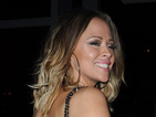 Girls Aloud star will cover for Denise Van Outen on Magic FM.