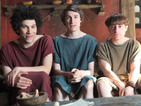 Plebs wins Best New Comedy at British Comedy Awards 2013