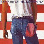 Bruce Springsteen: 'Born In The U.S.A.' cover artwork