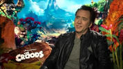 Nicolas Cage tells Digital Spy his views on viral videos starring himself, and reveals the only one he has watched.