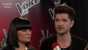 The Voice coaches Jessie J, Danny O'Donoghue on flop Leanne Mitchell
