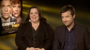 Melissa McCarthy, Jason Bateman 'Identity Thief' interview