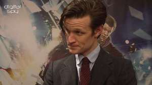 Matt Smith, Steven Moffat on 'Doctor Who' 50th special