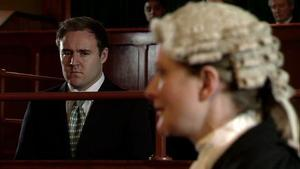 'Coronation Street' - Tyrone Dobbs's trial begins