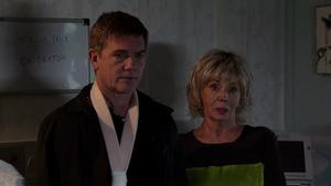 'Coronation Street '- Dev confronts Stella and Karl