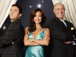 'Dancing with the Stars' judges Len Goodman, Carrie Ann Inaba and Bruno Tonioli