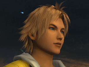 Final Fantasy X given the HD remastering treatment on PS3 and Vita