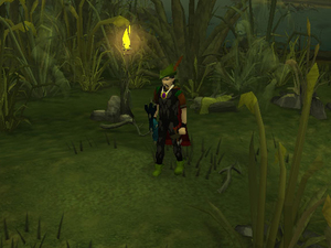 Runescape 3 Screenshot.