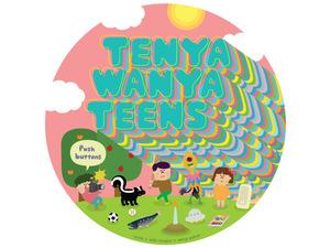 'Tenya Wadya Teens' logo