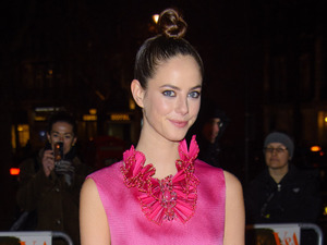 Kaya Scodelario, Davis Bowie Is exhibition, V&A