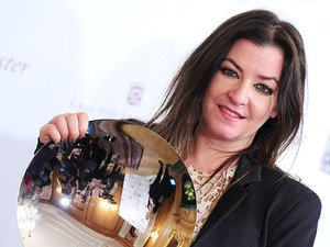 Lynne Ramsay at the South Bank Sky Arts Awards - May 1, 2012