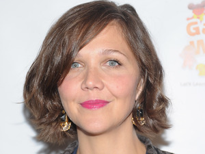 "Maggie Gyllenhaal attends the ""Won't Back Down"" screening at NYIT Auditorium on August 3, 2012 in New York City."
