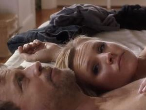 Kristen Bell, Greg Kinnear in 'Stuck In Love' trailer still