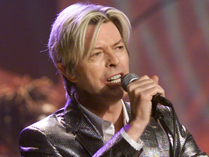David Bowie on The Tonight Show with Jay Leno