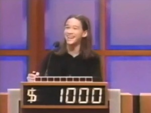 Joseph Gordon-Levitt on &#39;Jeopardy&#39; in 1997