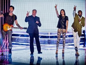 'The Voice' judges open series 2