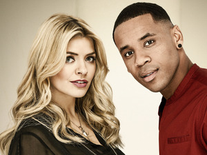 &#39;The Voice UK&#39; presenters Holly Willoughby, Reggie Yates