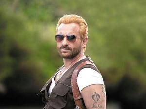 Saif Ali Khan in &#39;Go Goa Gone&#39;