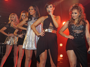 The Saturdays Perform at G-A-Y.