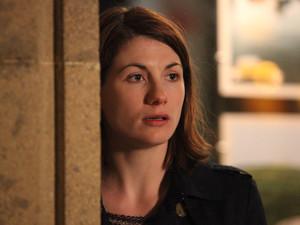Broadchurch Episode 3:  Jodie Whittaker as Beth Latimer