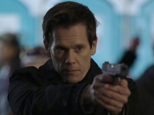'The Following' (S01E09) 'Love Hurts': Ryan (Kevin Bacon)