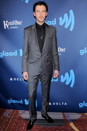 Dan Stevens, 24th Annual GLAAD Media Awards, New York