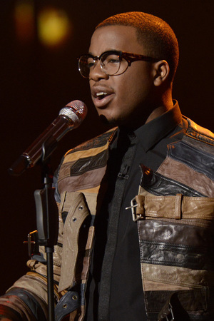 &#39;American Idol&#39; Top 9 performances: Burnell Taylor