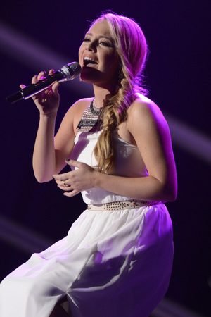'American Idol' Top 9 performances: Janelle Arthur