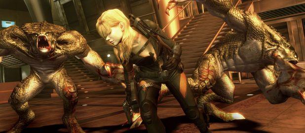 'Resident Evil: Revelations' screenshot