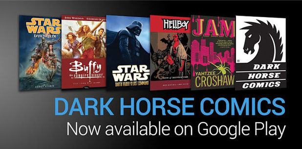 Dark Horse Comics on Google Play store