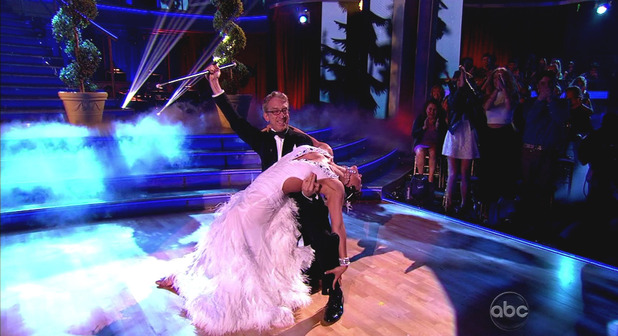 Dancing With The Stars S16E01: Andy Dick & Sharna Burgess