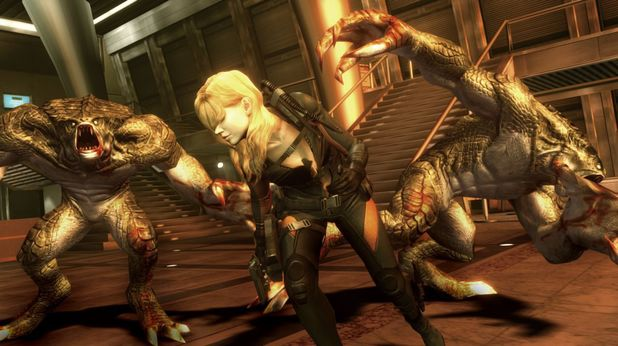 'Resident Evil: Revelations' screenshot